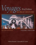 Bundle: Voyages in World History, Volume II, Brief, 2nd + MindTap History, 1 term (6 months)...