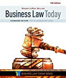 Business Law Today, Standard: Text & Summarized Cases