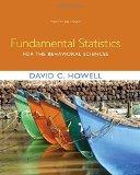 Fundamental Statistics for the Behavioral Sciences (MindTap for Psychology)