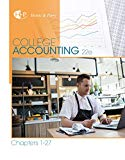 College Accounting, Chapters 1-27 (New in Accounting from Heintz and Parry)