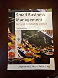 Custom BA 250 Small Business Management
