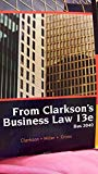 Business Law Ii Special Edition Oakland Community College