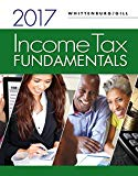 Income Tax Fundamentals 2017 (with H&R Block™ Premium & Business Access Code for Tax Filing ...