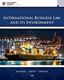 International Business Law and Its Environment