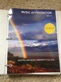 Music Appreciation (Mus 110) Central Piedmont Community College