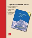 Loose Leaf for Microeconomics by McConnell, Campbell, Brue, Stanley, Flynn, Sean 20th editio...