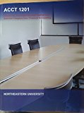 ACCT 1201 Finnacial Accounting and Reporting