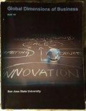 Global Business Today SJSU Custom