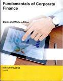 Fundamentals of Corporate Finance: Boston College Edition