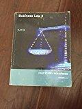Business Law II CSUN Edition