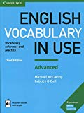 English Vocabulary in Use: Advanced Book with Answers and Enhanced eBook: Vocabulary Referen...