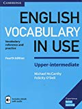 English Vocabulary in Use Upper-Intermediate Book with Answers and Enhanced eBook: Vocabular...