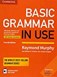 Basic Grammar in Use Student's Book with Answers and Interactive eBook: Self-study Reference...