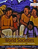 Understanding World Societies 2e V2 & LaunchPad for Understanding World Societies 2e (Six Mo...