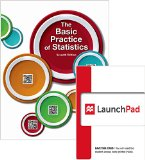 Bundle: Basic Practice of Statistics 7e & LaunchPad (Twelve Month Access)