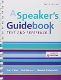 A Speaker's Guidebook & LaunchPad Six Month Access
