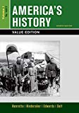 America's History, Value Edition, Volume 1