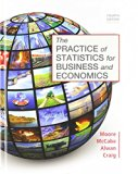 Practice of Statistics for Business and Economics 4e & LaunchPad for Moore's The Practice of...