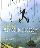Exploring Psychology 10e (Paper) & LaunchPad for Myers' Exploring Psychology 10e (Six Month ...