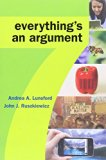 Everything's an Argument 7e & LaunchPad Solo for Readers and Writers (Six-Month Access)