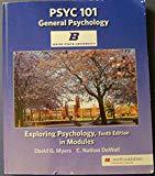 PSYC 101 General Psychology Boise State University