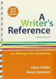Writer's Reference with Writing in the Disciplines with 2016 MLA Update 8E & LaunchPad for A...