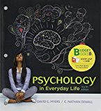 Loose-leaf Version for Psychology in Everyday Life 4E & LaunchPad for Psychology in Everyday...