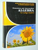 Elementary and Intermediate ALGEBRA For College Students (Revised Third Custom Edition) for ...