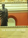 The Western Heritage Volume 1 Custom Edition for Columbia College