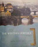 Western Heritage, Volume 2 (Custom)
