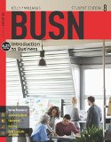 Bundle: BUSN, 8th + CourseMate, 1 term (6 months) Access Code + LMS Integrated Sticker