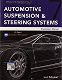 Todays Technician Auto Suspension & Steering System CM