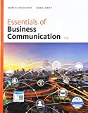 Bundle: Essentials of Business Communication, 11th + MindTap Business Communication, 1 term ...