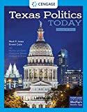 Texas Politics Today, Enhanced (MindTap Course List)