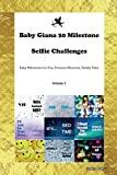 Baby Giana 20 Milestone Selfie Challenges Baby Milestones for Fun, Precious Moments, Family ...