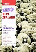 Fodor's See It New Zealand, 3rd Edition