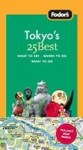 FODORS TOKYOS 25 BEST