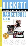 Beckett Official Price Guide to Basketball Cards 2009, Edition # 18