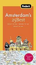 Fodor's Amsterdam's 25 Best, 7th Edition