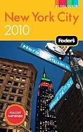 Fodor's New York City 2010 (Full-Color Gold Guides)