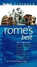 Fodor's Citypack Rome