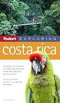 Fodor's Exploring Costa Rica