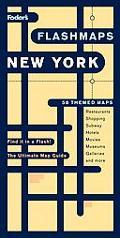 Fodor's Flashmaps New York City