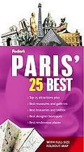 Fodor's Citypack Paris' 25 Best