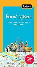 Fodor's Paris' 25 Best