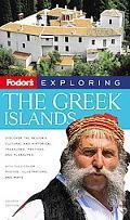Fodor's Exploring the Greek Islands