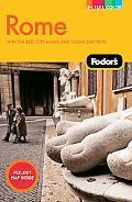 Fodor's Rome 2009