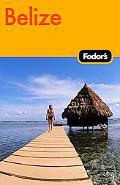Fodor's Belize 2009