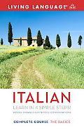 Complete Italian: The Basics (BK)