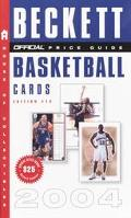 Official 2004 Price Guide to Basketball Cards